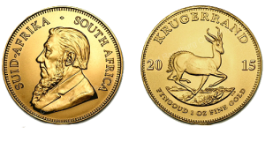 1 0z South African Kruggarand