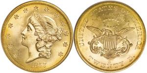 $20 Liberty Coin