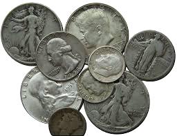 90 % silver coins
